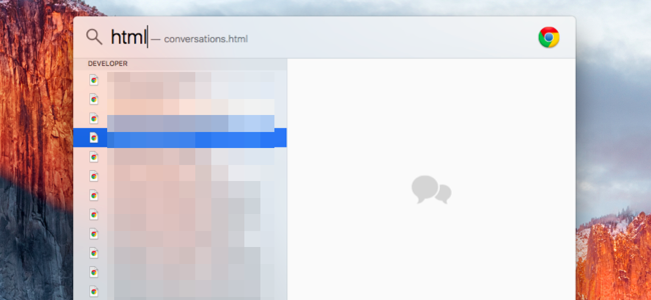 How to Disable Developer Search Results in Spotlight on a Mac