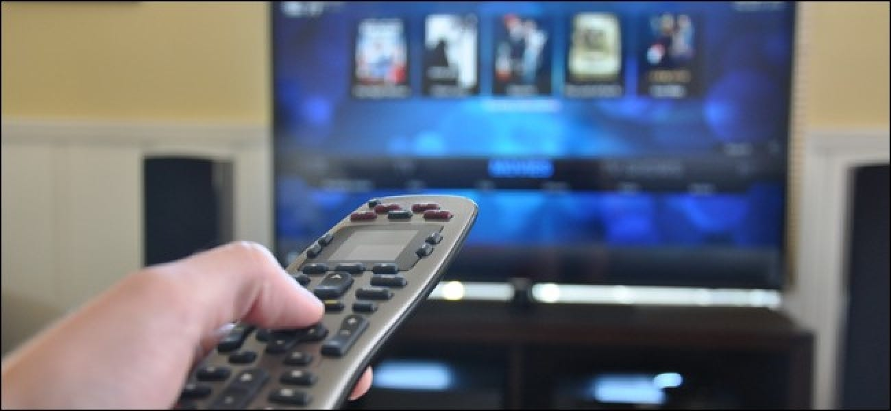 How to Control Your Home Theater PC with a Logitech Harmony Remote