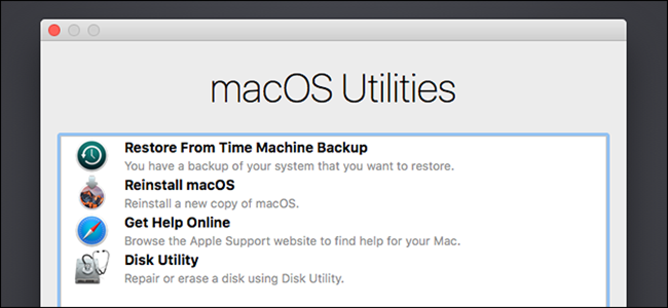 System Utilities For Mac
