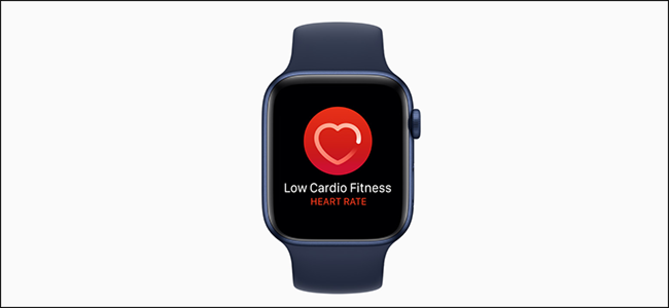 How to Stop Low Cardio Fitness Notifications on Apple Watch