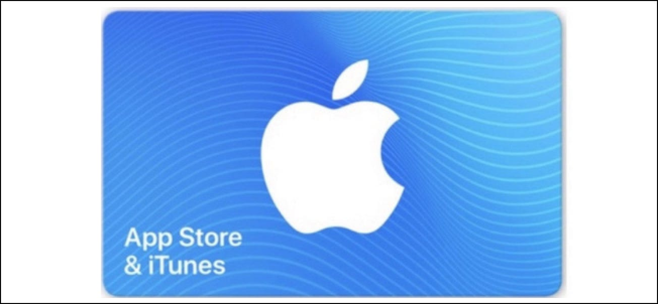 How To Redeem a Gift Card or Promo Code in the Mac App Store