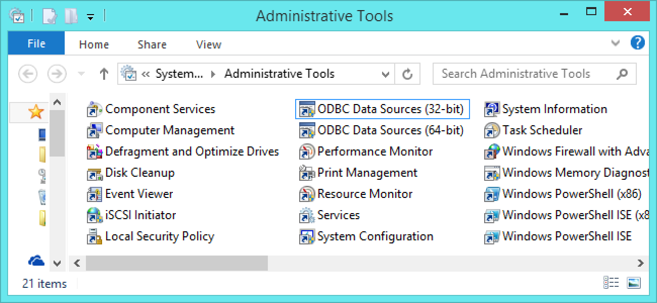 21 Windows Administrative Tools Explained
