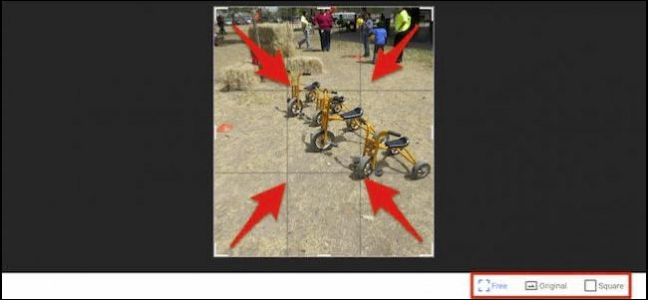 How to Crop and Edit Photos on Android