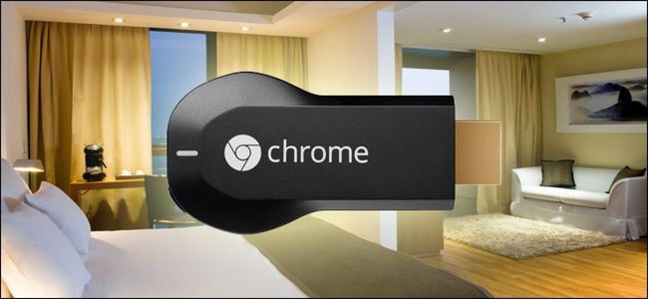 Chromecast In Hotel Room