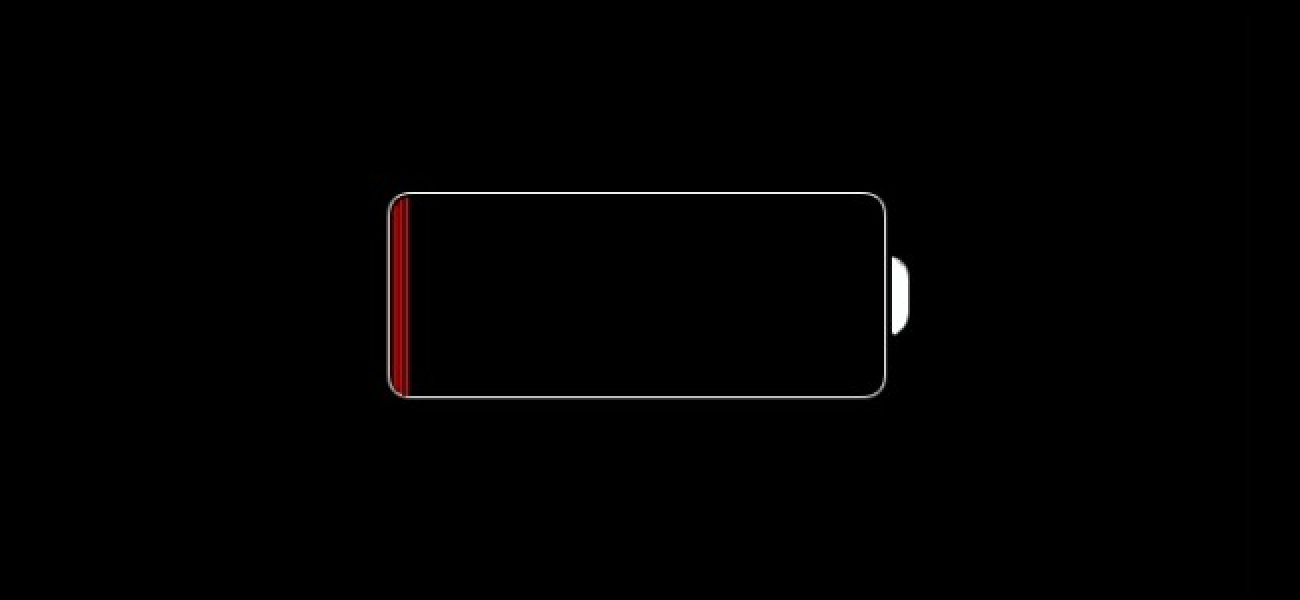 Charging iPhone battery