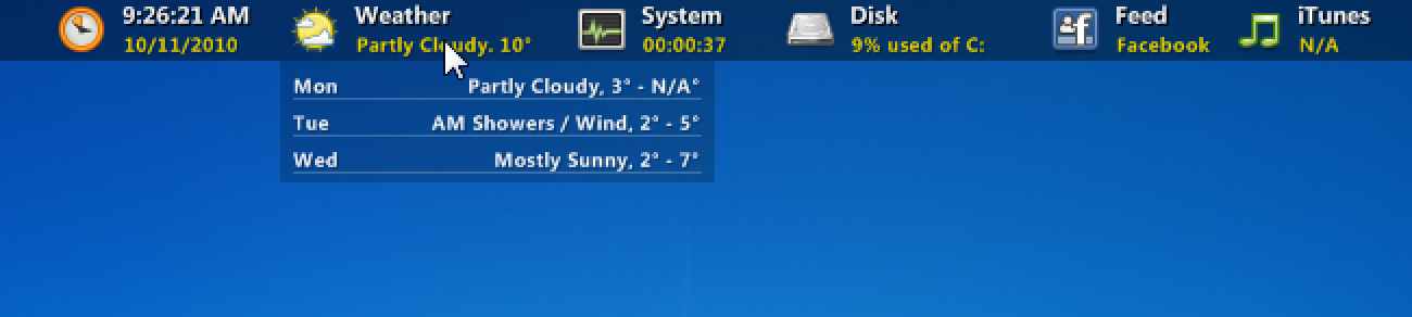 Beginner's Guide to Rainmeter: Display System Stats on Your Desktop