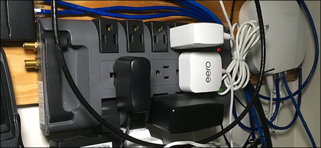 Can You Plug Surge Protectors and Extension Cords Into Each Other?