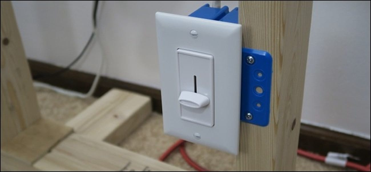 How to Replace a Light Switch with a Dimmer Switch