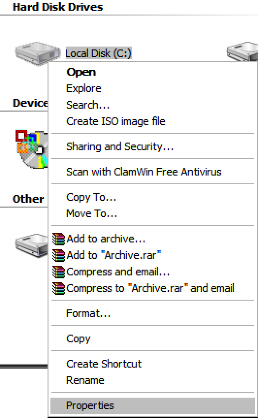 google chrome cleanup tool for windows xp