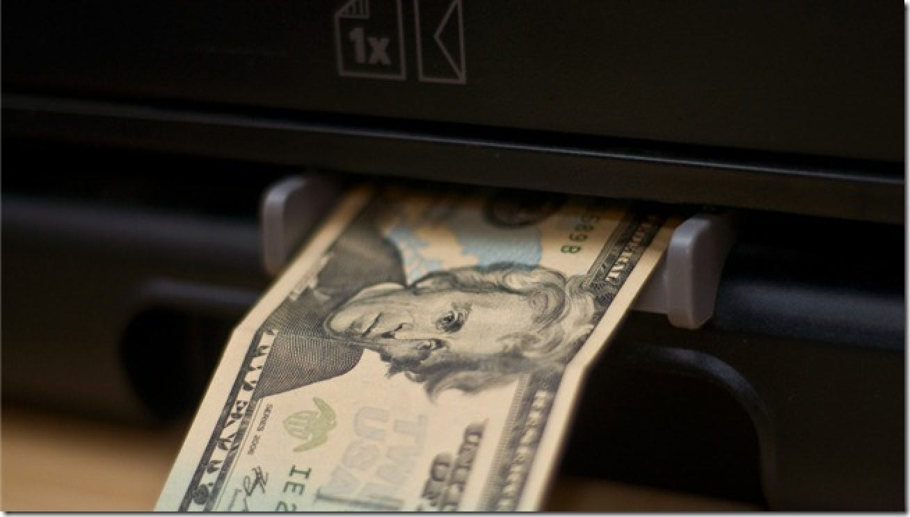 Is Your Desktop Printer More Expensive Than Printing Services