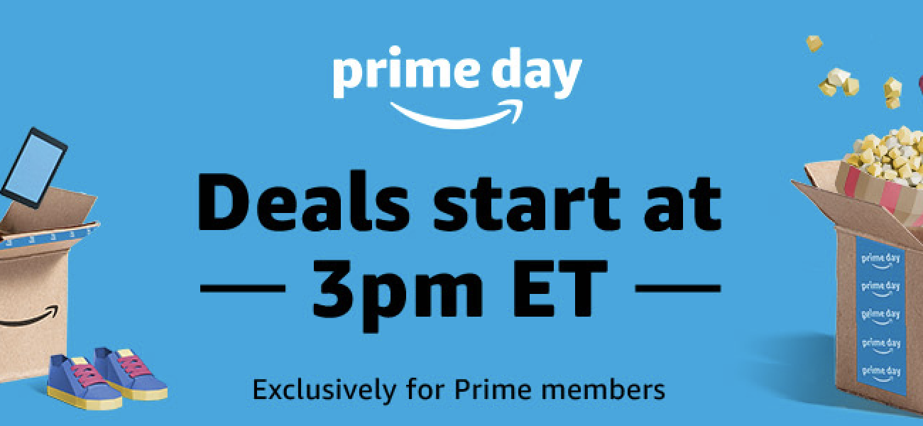 The Best Prime Day Deals Are 50% Off Amazon Devices (Echo, Cameras, Fire, Kindle)