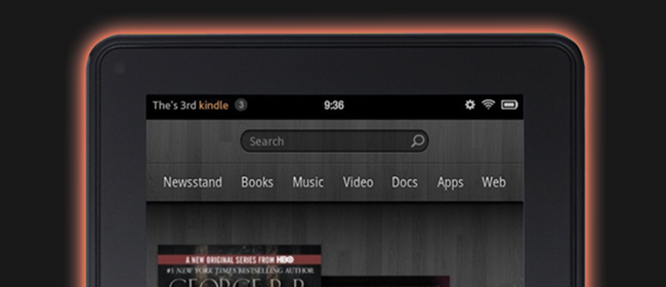 Amazon S New Kindle Fire Tablet The How To Geek Review