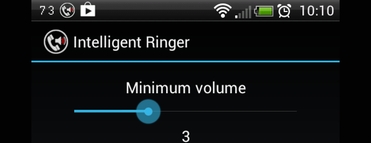 How to Avoid Embarrassingly Loud Ringtones in Android with Intelligent  Ringer