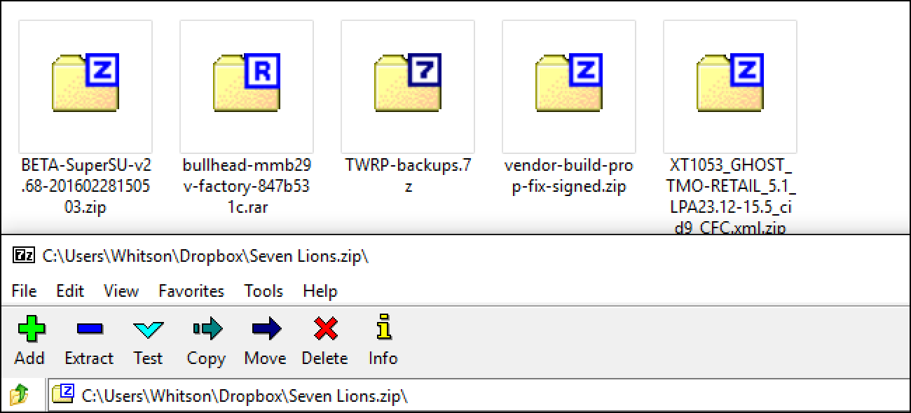 How to Replace 7-Zip's Ugly Icons with Better-Looking Ones