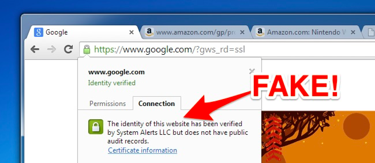 How To Check For Dangerous Superfish Like Certificates On Your