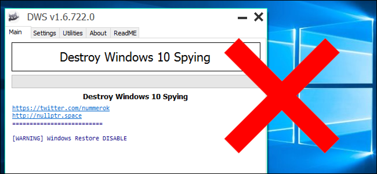"Why You Shouldn't Use ""Anti-Spying"" Tools for Windows 10"