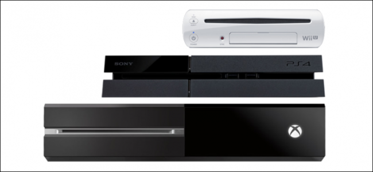 PS4 vs Xbox One vs Wii U: Which One is Right For You? Xbox One Vs Ps4 Vs Wii U Vs Ouya