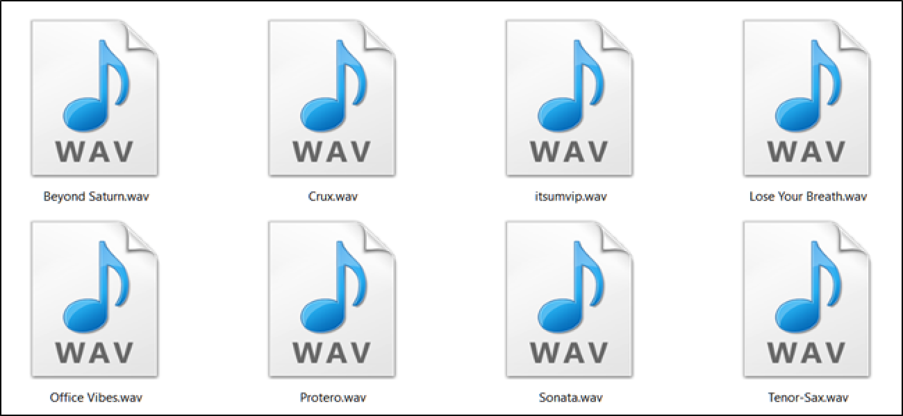 What Are WAV and WAVE Files (and How Do I Open Them)?