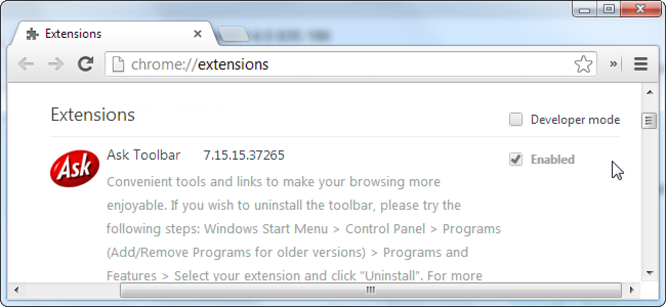 How to Manually Uninstall a Globally Installed Chrome ...