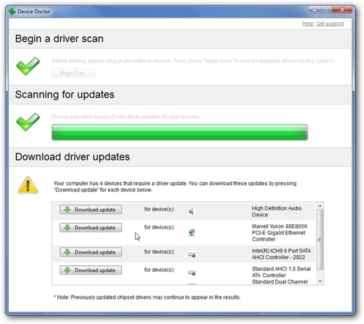 11 Free Driver Updater Tools