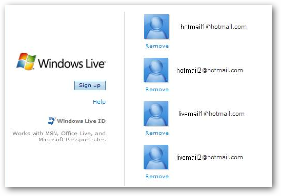 windows live msn sign in