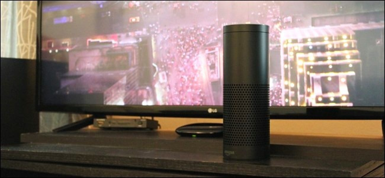 How to Control Your TV or Stereo with the Amazon Echo and Logitech Harmony Hub