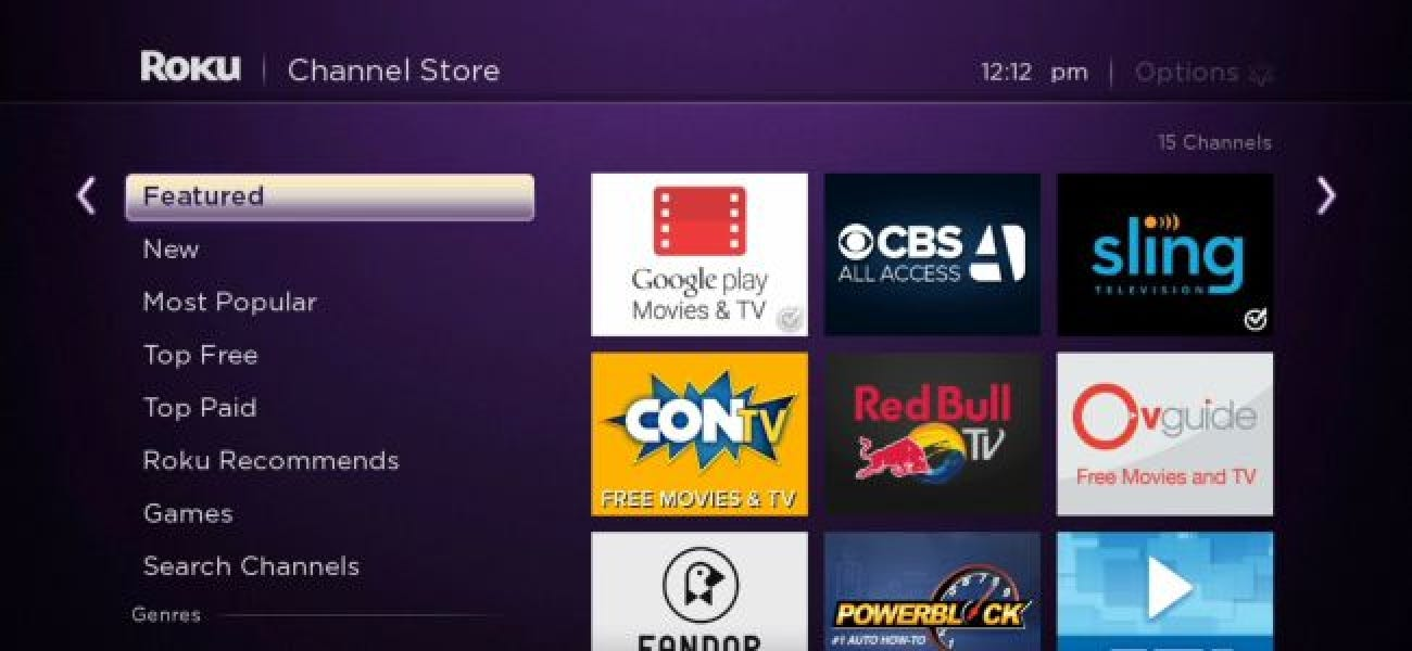 how to add roku private channels
