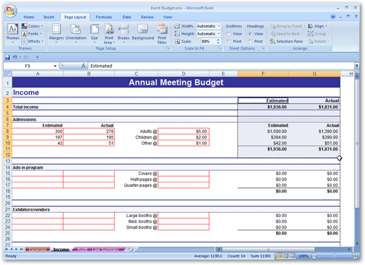 Protecting Cell Data in Excel - dummies
