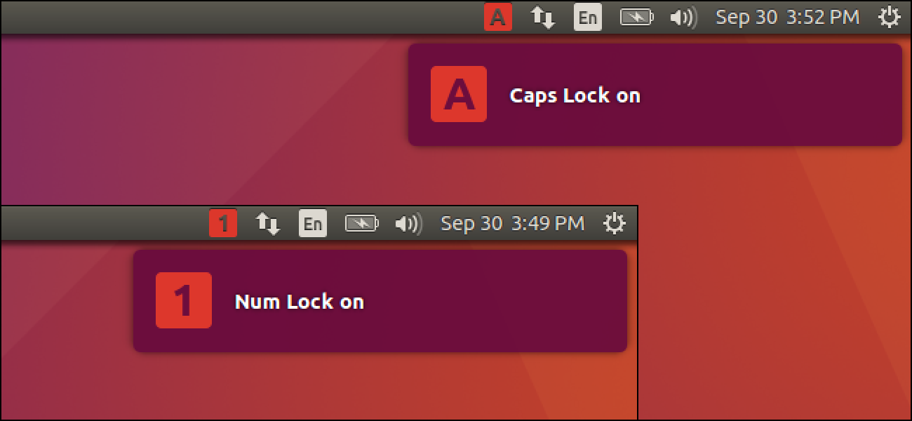 How to Get a Notification When Caps Lock or Num Lock Is