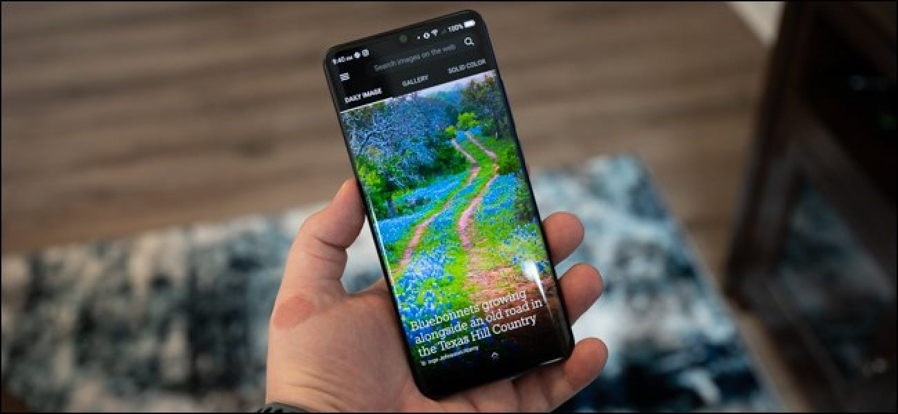 How To Get Bing S Daily Photos As Your Wallpaper On Android