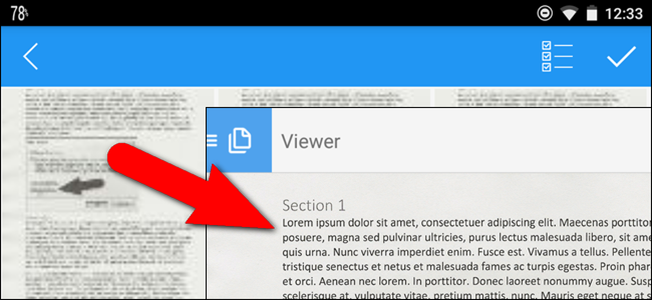 How to Combine Multiple Images into a PDF File on Android
