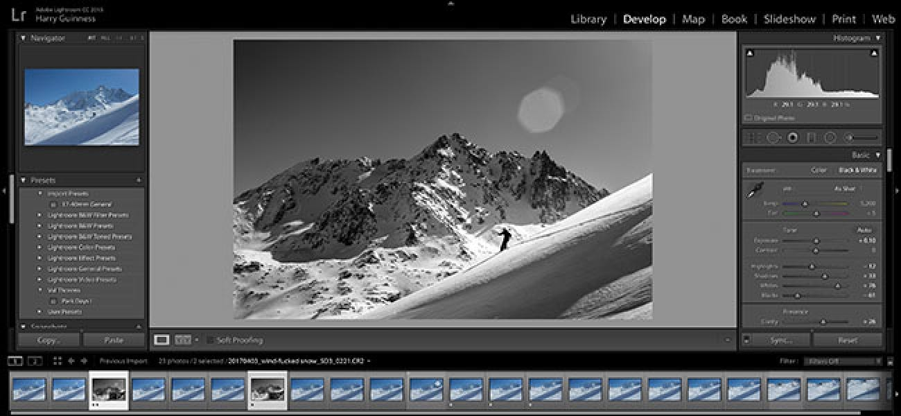 how to create a new catalog in lightroom