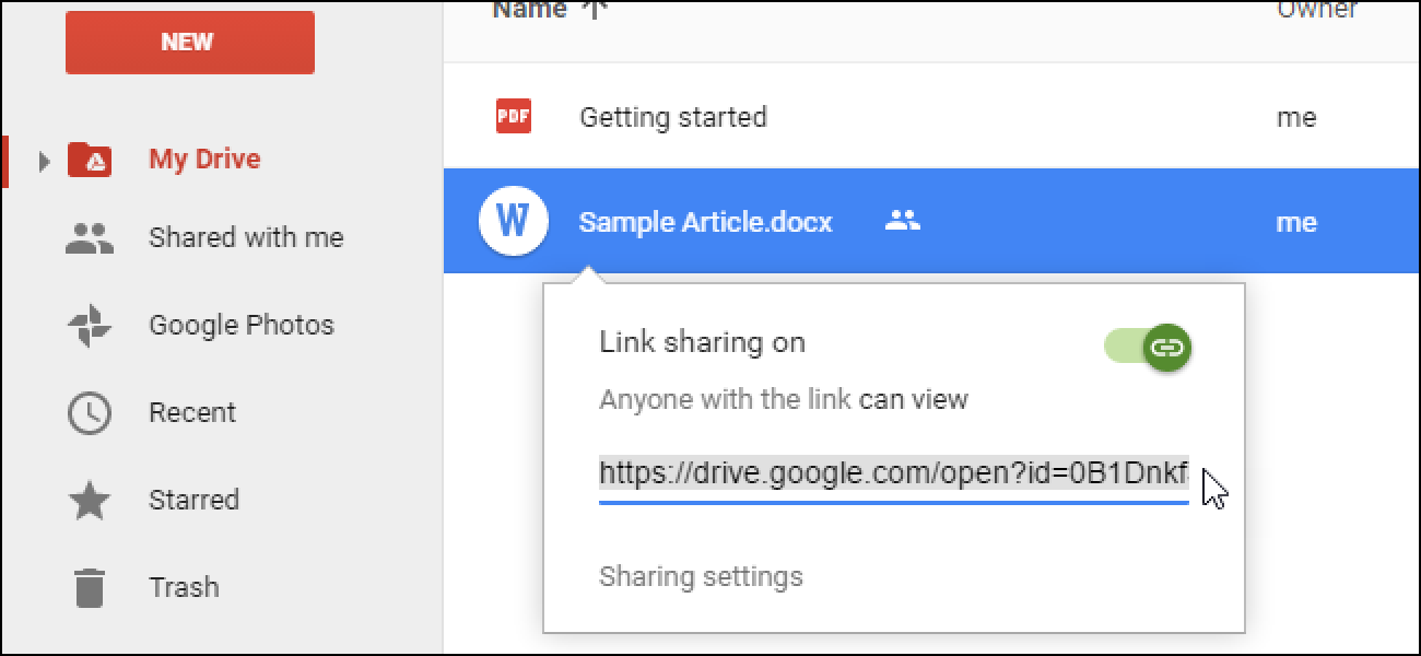 How to Update a Shared File in Google Drive Without Changing