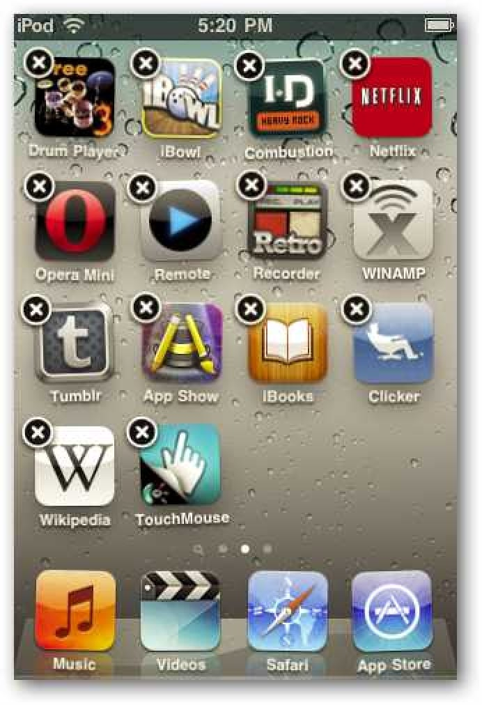 iphone app folder beginner similar apps using folders on your ios 4 4603