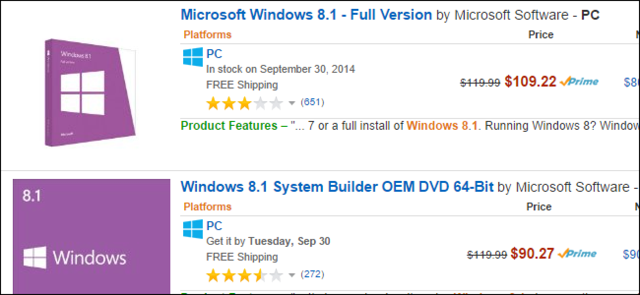 Microsoft Is Misleading Consumers With Windows 81 System Builder