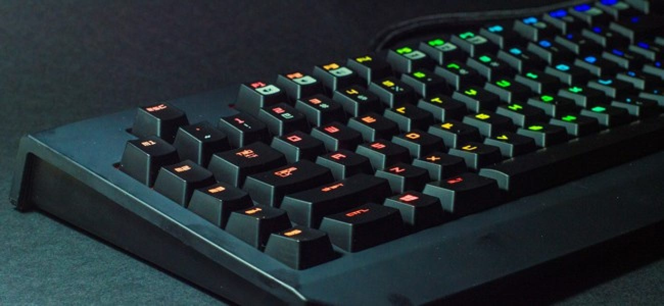 If You Haven't Tried a Mechanical Keyboard Yet, You're