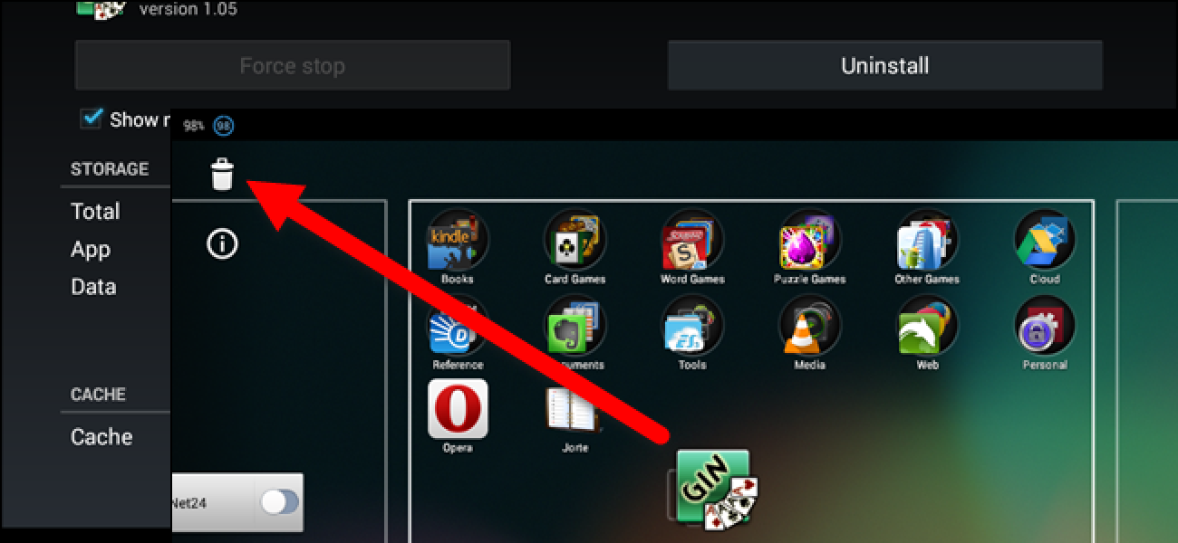 How to Uninstall an App on an Android Device