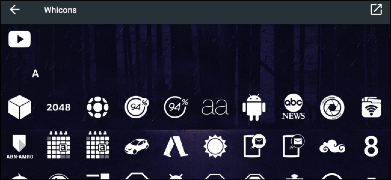 How to Change Android's Icon Theme with Nova Launcher