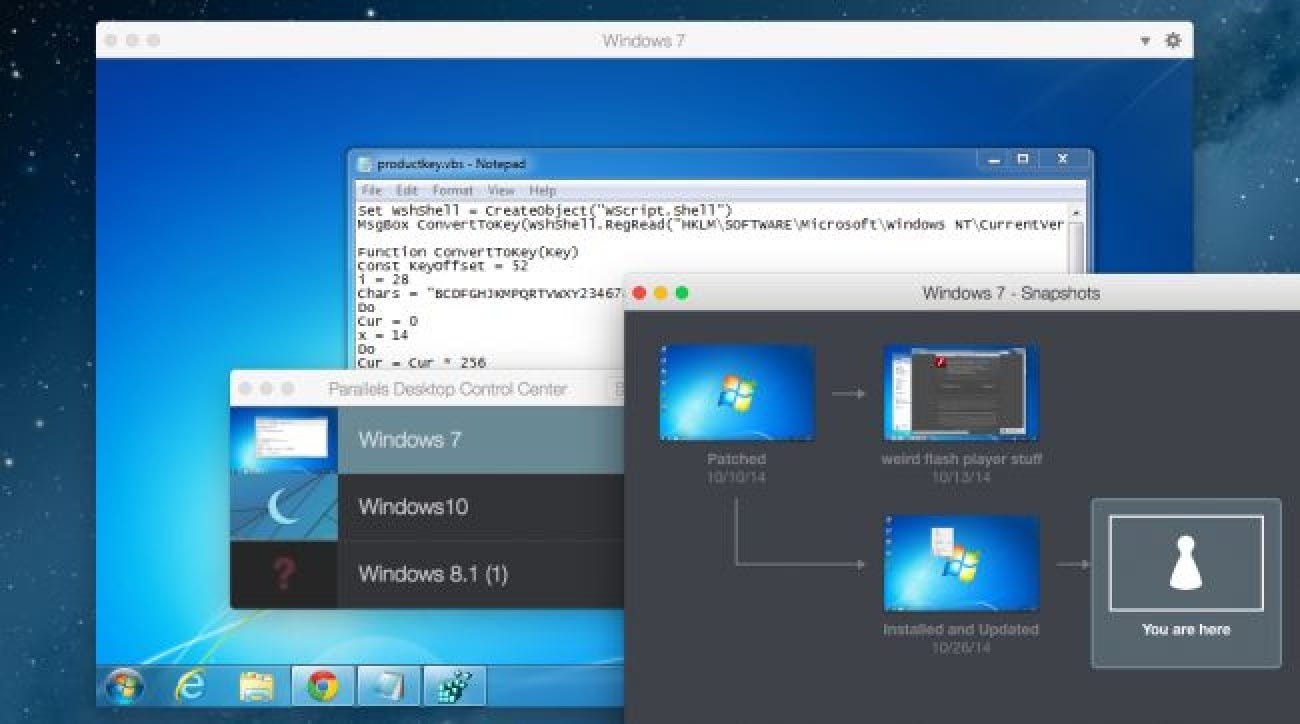 Stop Testing Software on Your PC: Use Virtual Machine Snapshots Instead