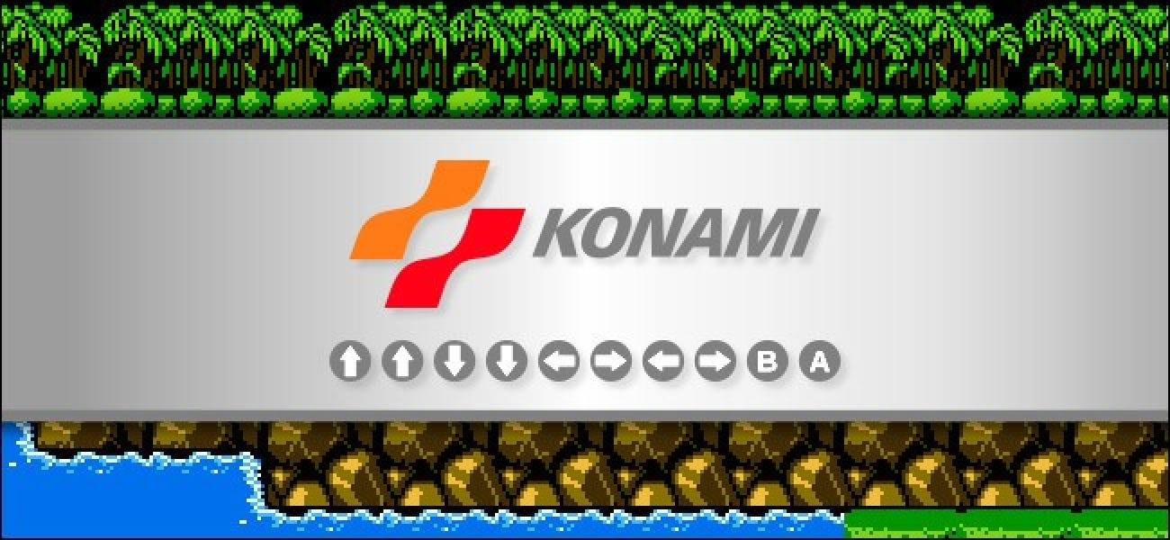 What Is the Konami Code, and How Do You Use it? - How-To Geek