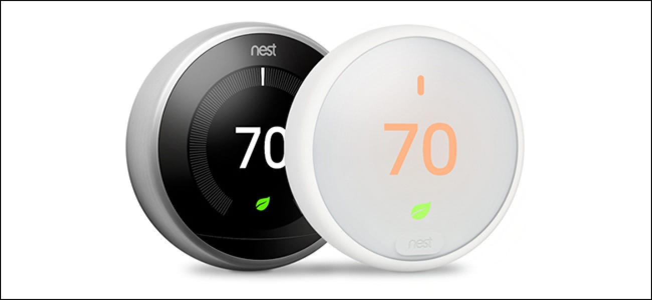 Nest Thermostat E Vs  Nest Thermostat  What U2019s The Difference