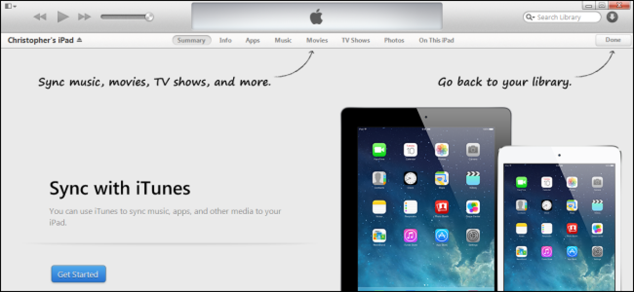how do i sync my ipad with my iphone how to never use itunes with your iphone or ipod touch 21307