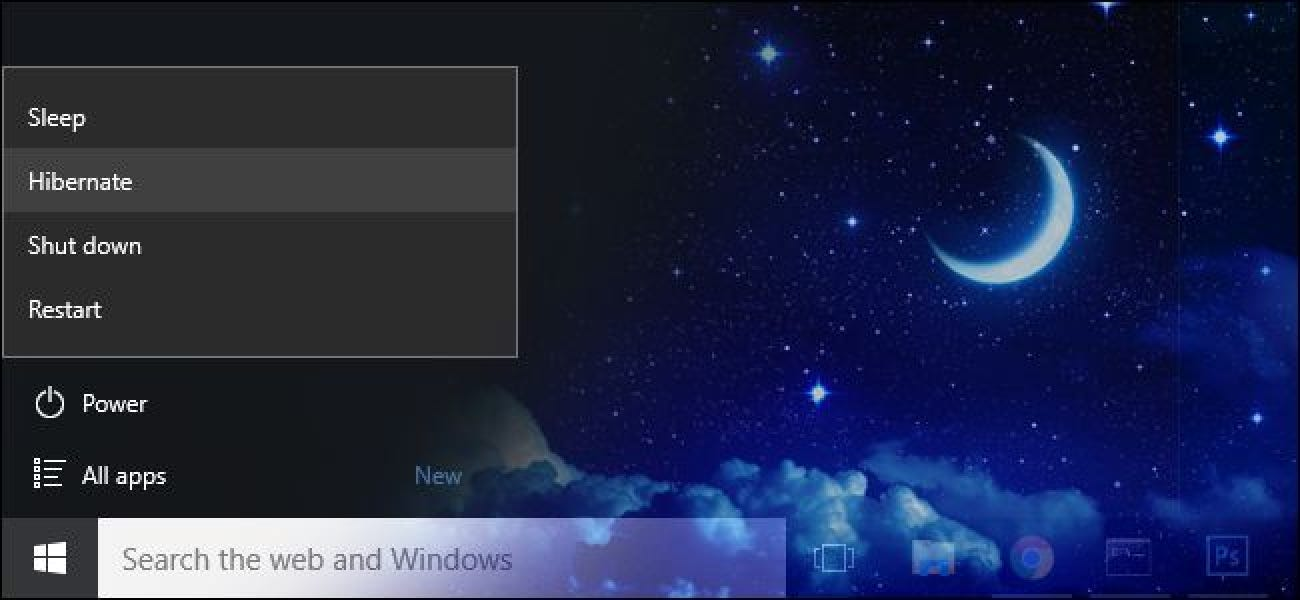 How To Re Enable Hibernation In Windows 8 And 10