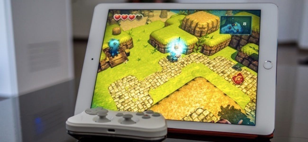 How to Use a Physical Game Controller with an iPhone, iPad