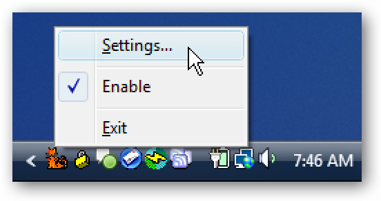 Scroll the Window Under the Mouse in Windows 7 / XP / Vista