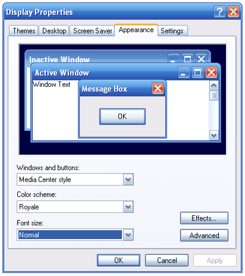 Windows Xp Theme File Software: Unofficial Windows XP Themes Created By Microsoft