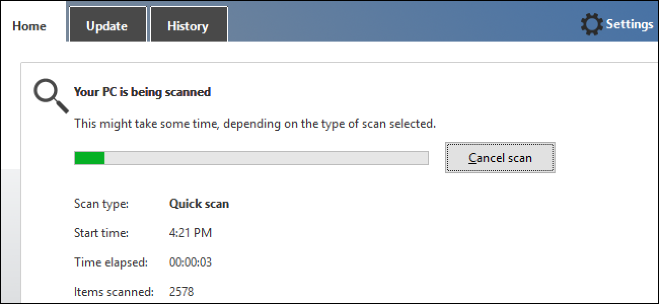 How to Make Windows Defender Scan for Potentially Unwanted Programs