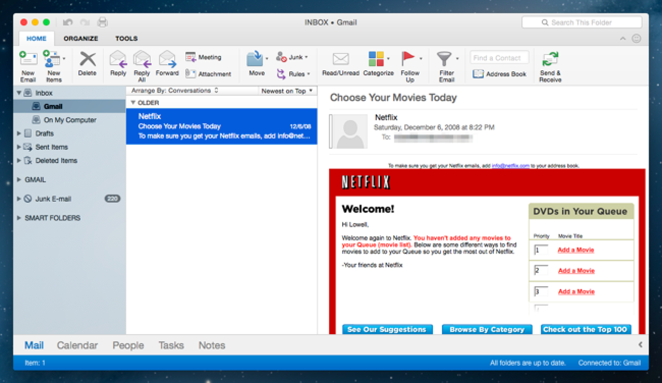 How to add gmail to the new outlook office 365 for mac os x - How to get office for mac ...