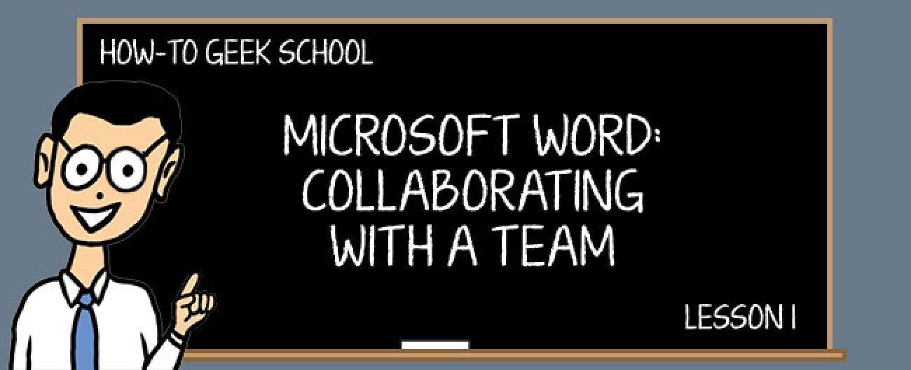 Word for Teams: Using Templates to Ensure Common Layout and Formatting