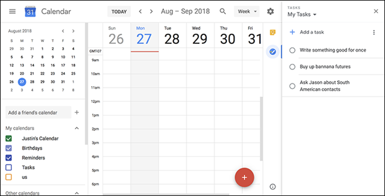 Calendar Google Docs : A gmail style side panel is coming to google docs and